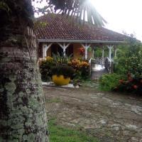 La Villa Créole Rustique