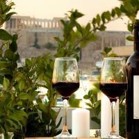 Athens View Loft - 01