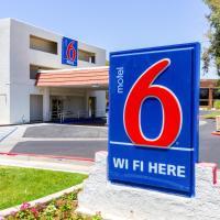 Motel 6 Phoenix Tempe - Priest Drive - Arizona State University