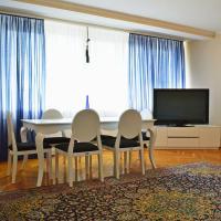 4-room apartment Kiev Opera view