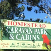 Homestead Caravan Park