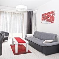 Apartamenty Gdańsk Nadmorski Dwór - Czerwona Magnolia