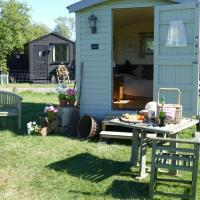 Darling Buds Farm Shepherds Hut