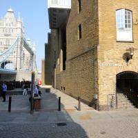 Fantastic Tower Bridge Studio Apartment