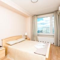 Apartments on New Arbat st.