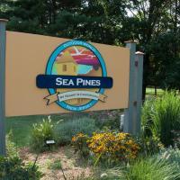 Sea Pines Loft Park Model 3