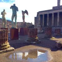 Pompei Garden House