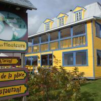Gîte des Hauteurs et Café de la place