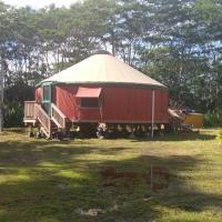 The Peaceful Yurt