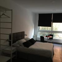 Room and Kitchen Bilbao