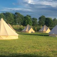 Tinwood Vineyard Glamping