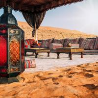 Canvas Club Luxury Tents