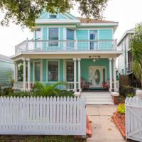 Perfectly Playful in Galveston Home