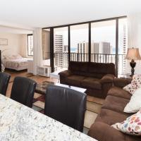 Tower 2 Suite 2012 at Waikiki