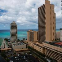 Tower 1 Suite 2108 at Waikiki