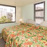 Tower 1 Suite 802 at Waikiki