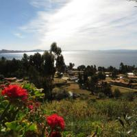 Mirador Sapallata Santa Rosa - Isla Amantani