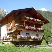 Holiday home Bergheimat