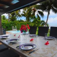 Maharepa Beach Villa