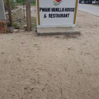 Pwani Vanilla House