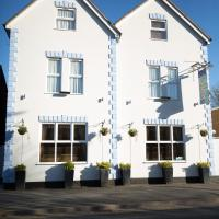 The Peacock Townhouse Hotel Kenilworth - Warwick