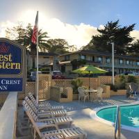 Best Western Park Crest Inn - Monterey