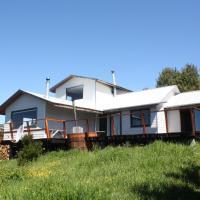 Casa en el Lago Huillinco