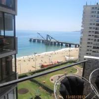 Departamento Playa Viña del Mar
