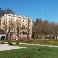 Apartma Oranžno Poletje Ljubljanski Dom