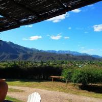Cabañas Altos del Velazco