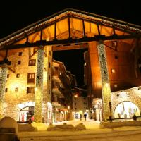 Val Village Porte Venus