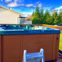Beautiful Courtenay Feature Home