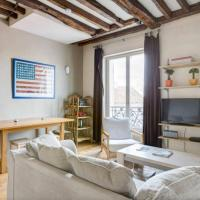 Amazing apartment in the center of Montmartre