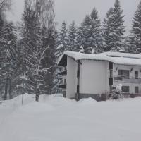 Apartment Sachrův kopec