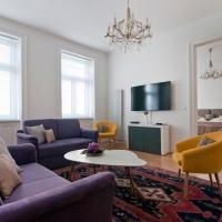 Elegant Apartment Wien Messe / WU