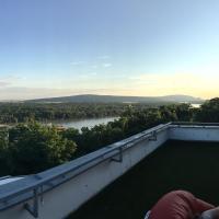 Apartmán s výhľadom na Dunaj