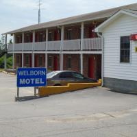 Welborn Motel - Hamptonville