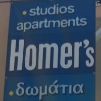 Homer's Studio