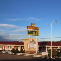 Thunderbird Motel Las Vegas/ New Mexico