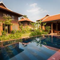 Wooden Residence Villa
