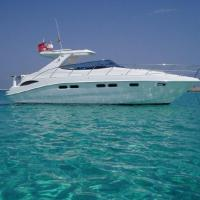 Sea Line 42S Feet PRIVATE YACHTING