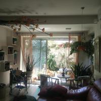apartment 3 rooms innovated in Tel-aviv