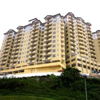 Cameron View Apartment @ Crown Imperial Court Brinchang