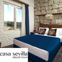 Casa Sevilla Alacati Town