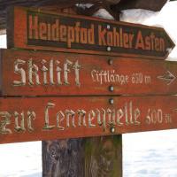 Fewo Sport und Freizeit Winterberg