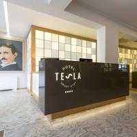 Hotel TESLA - Smart Stay Garni