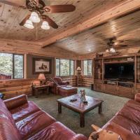 Buffalo Lodge Seven-bedroom Holiday Home