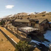 The Lodge at Erik's Ranch