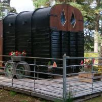 The Prancing Pony Wild Glamping Pod