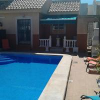 La zenia, private pool & Wi-Fi